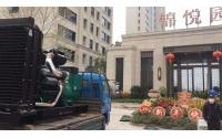 3月17日,一台400KW的发电机组发往乐清时代锦悦园