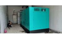 7月3日,一台300KW玉柴静音机组为浙江罗奇泰克科技股份有限公司效力!