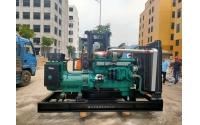 9月10日,青田中瀚小微工业园的发电机组安装就位完成!